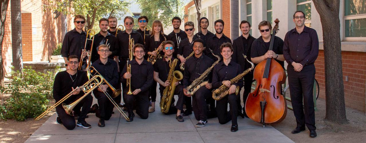 Studio Jazz Fall 2018