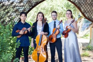 Graduate String Quartet 2019