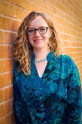 Photo of Jennie Gubner