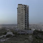 David Taylor, Luxury Condominiums (abandoned), Los Olivos Norte, Tijuana, 2016. Image courtesy David Taylor. ©David Taylor