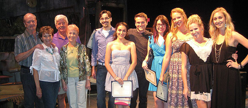 UA School of Theatre, Film and Television, Scholarships