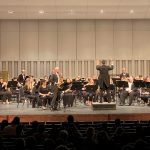 Photo of Wind Symphony in concert. Dec 10, 2019