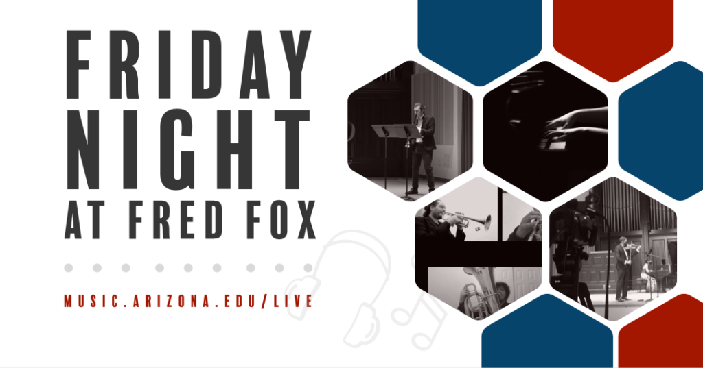 Friday Night at Fred Fox April 2021 Schedule
