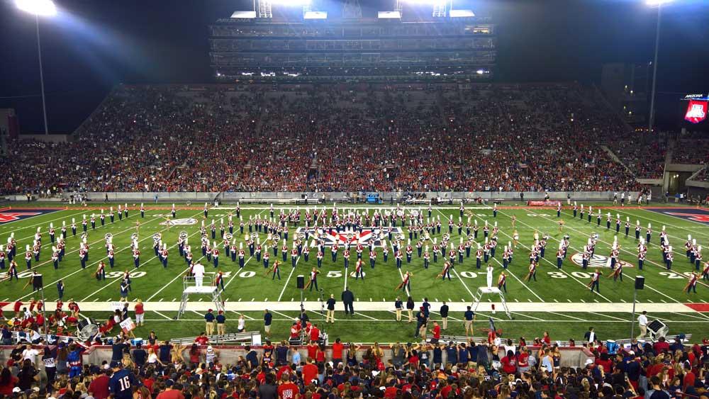 Pride of Arizona Marching Band