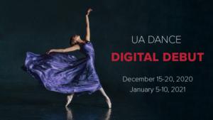 UA Dance Digital Debut Image